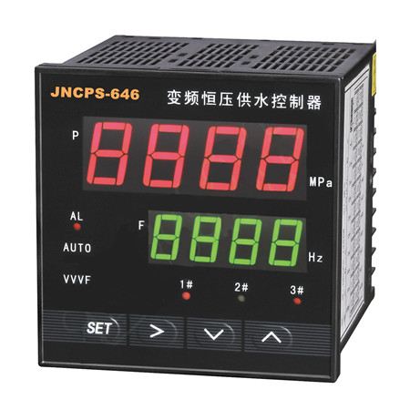 JNCPS-646变频恒压供水控制器