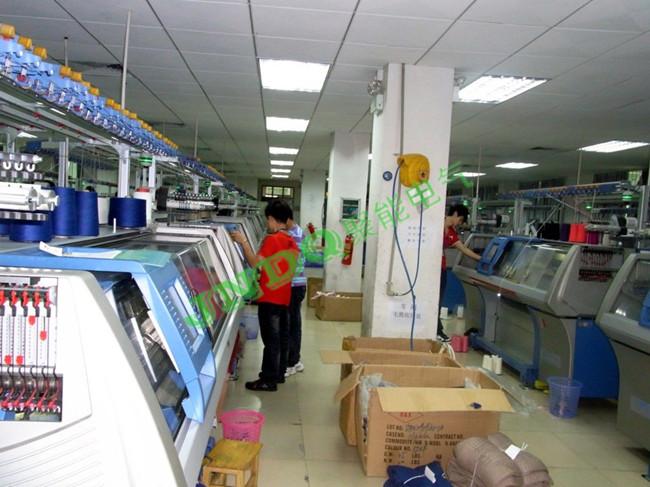 纺织设备自动控制系统
