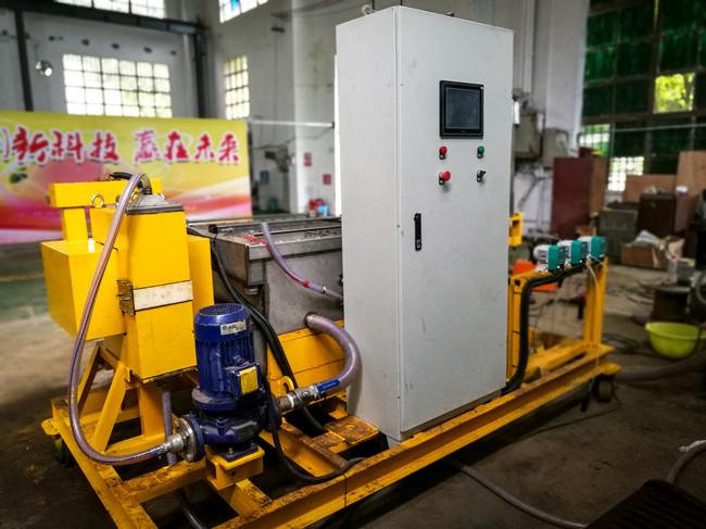 污水处理高梯度电磁过滤系统